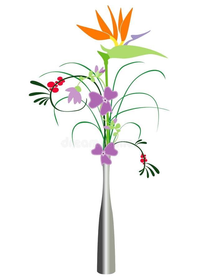 Download Fiore esotico illustrazione di stock. Illustrazione di fiore - 3146238
