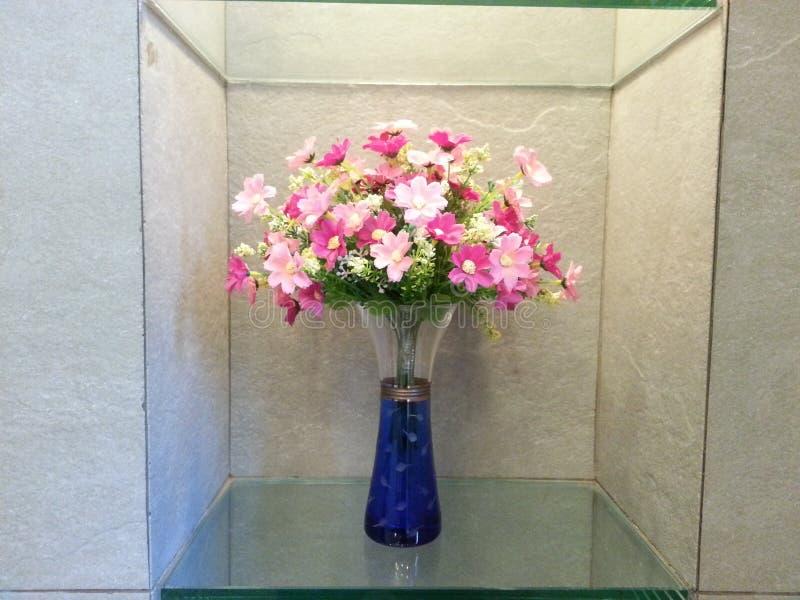 Fiore nella scatola immagini stock libere da diritti