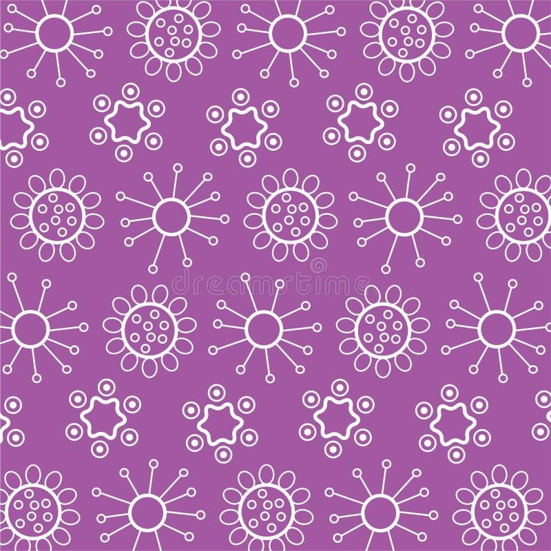 Fiore ornamentale royalty illustrazione gratis