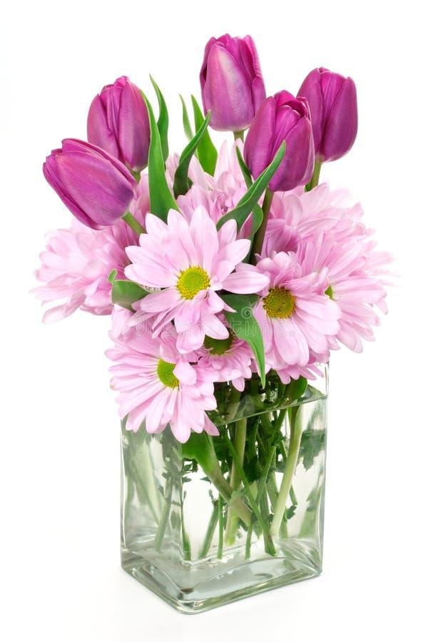 Molto Fiori di compleanno fotografia stock. Immagine di tulips - 13792892 RQ53