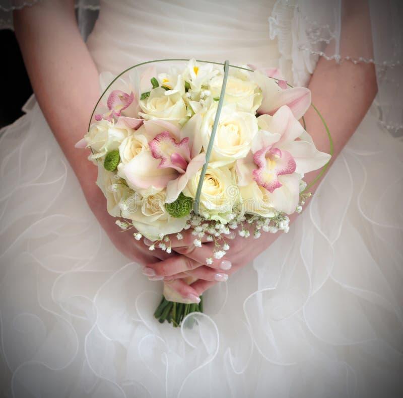Fiori di nozze fotografia stock libera da diritti
