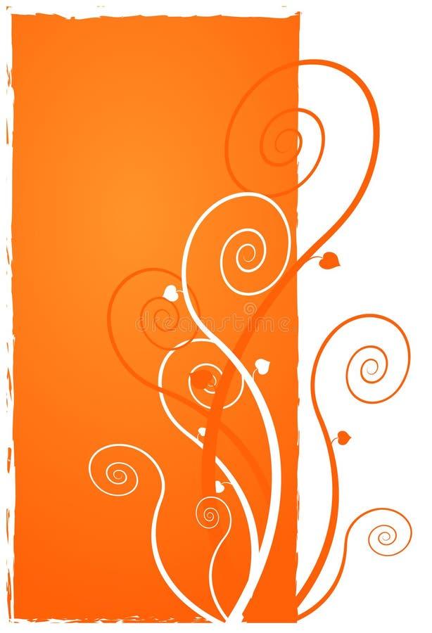 Fiori a spirale. Vettore illustrazione vettoriale