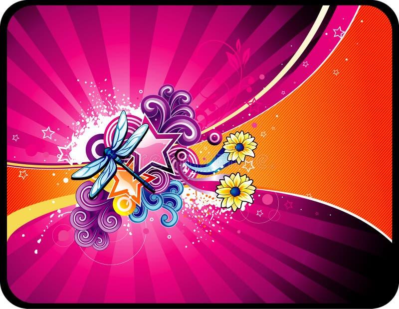 Download Fiorisca L'illustrazione Di Vettore Illustrazione Vettoriale - Illustrazione di rainbow, nave: 7313633