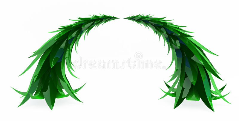 Download Fir, Arch stock illustration. Image of item, isolated - 12011470