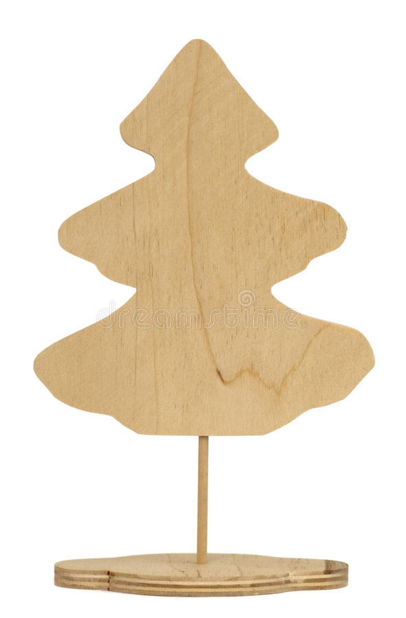 Download Fir tree stock photo. Image of shape, ornament, single - 27492530