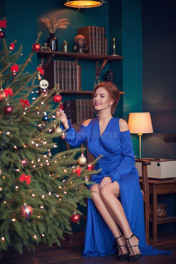 fira julkvinna royaltyfria foton