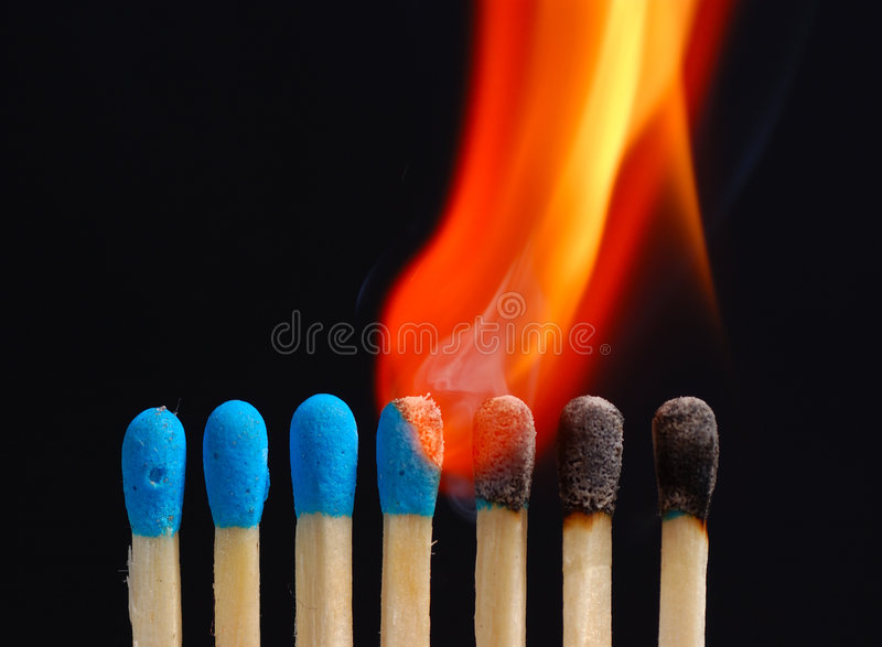 Fire - 02 Stock Image