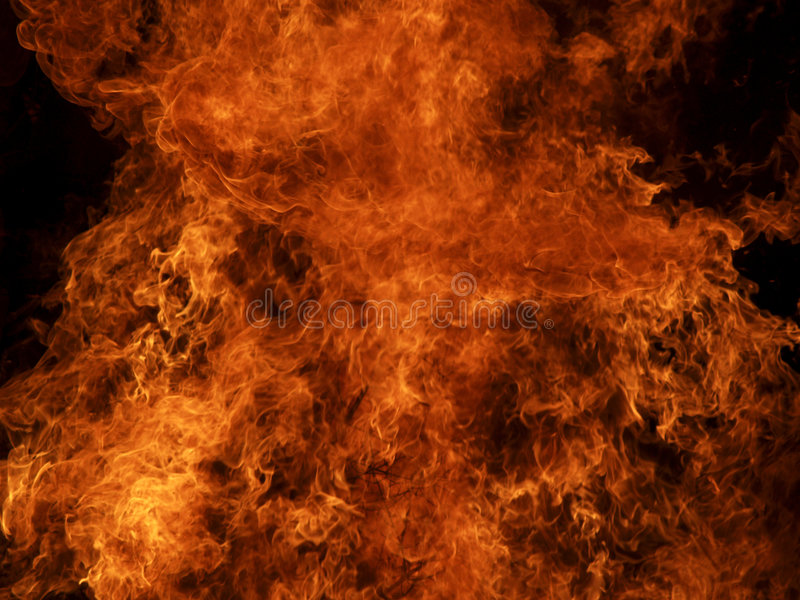 Fire [2] royalty free stock image