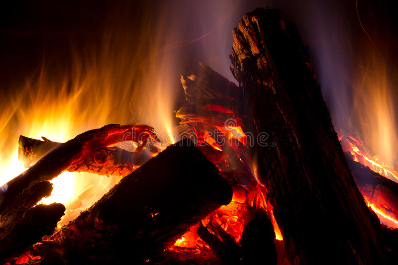 Download Fire stock photo. Image of danger, warm, flame, consuming - 21985972
