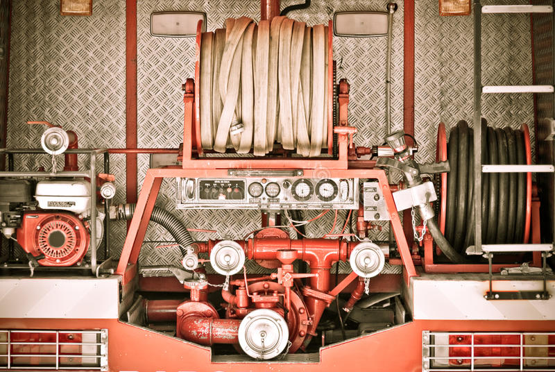 Download Fire stock photo. Image of pumps, emergency, machinery - 26409172