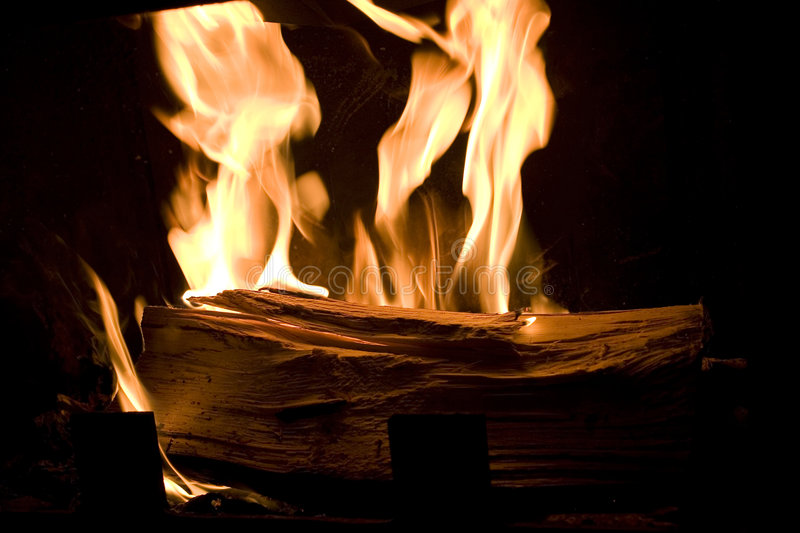 Download Fire stock photo. Image of heating, warm, fireside, warming - 3353368