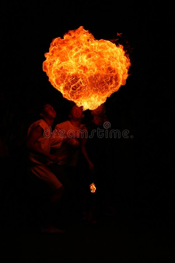 Download Fire stock image. Image of bonfire, warm, heat, burn, flammable - 3453351