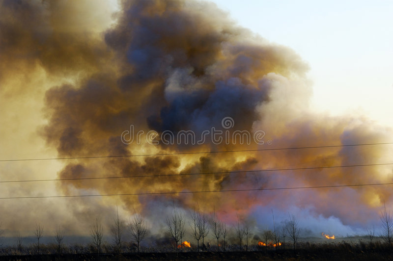Download Fire editorial stock photo. Image of threat, open, china - 3934848