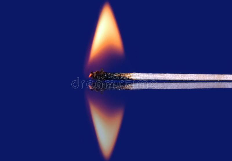 Download Fire stock image. Image of fear, individuality, heat, match - 611135