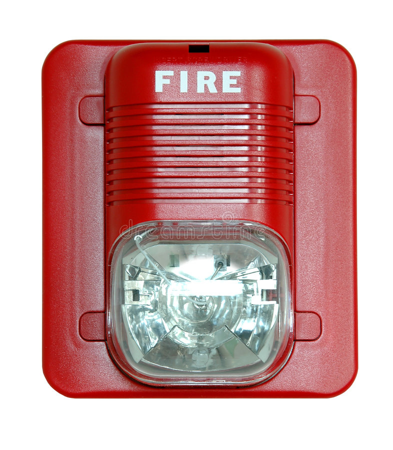 Download Fire Alarm stock photo. Image of industrial, warning, panel - 2282170
