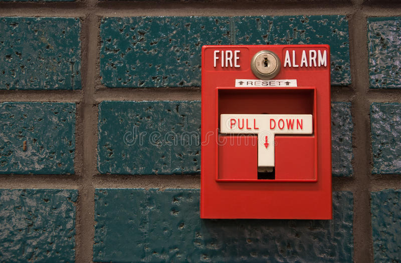 Download Fire alarm stock photo. Image of warning, evacuation - 27718530