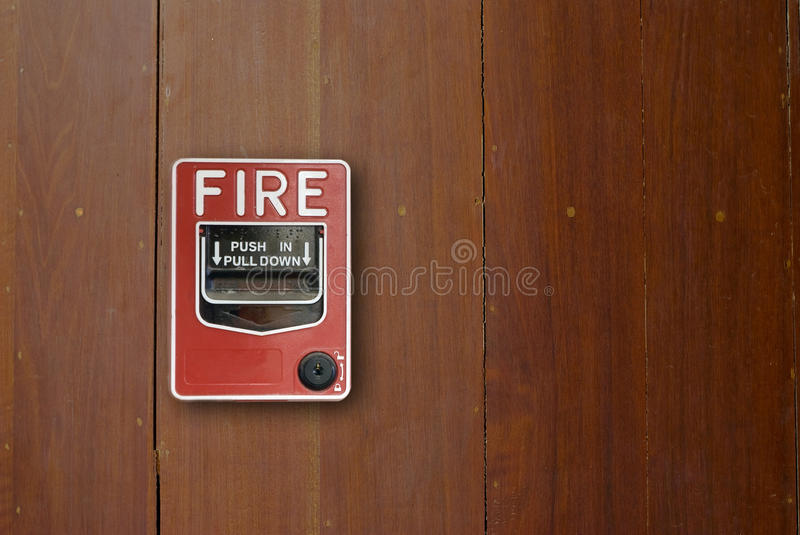Download Fire Alarm Manual Pull Station. Stock Image - Image: 24897247