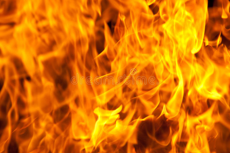 Download Fire background stock image. Image of blaze, texture - 11522573