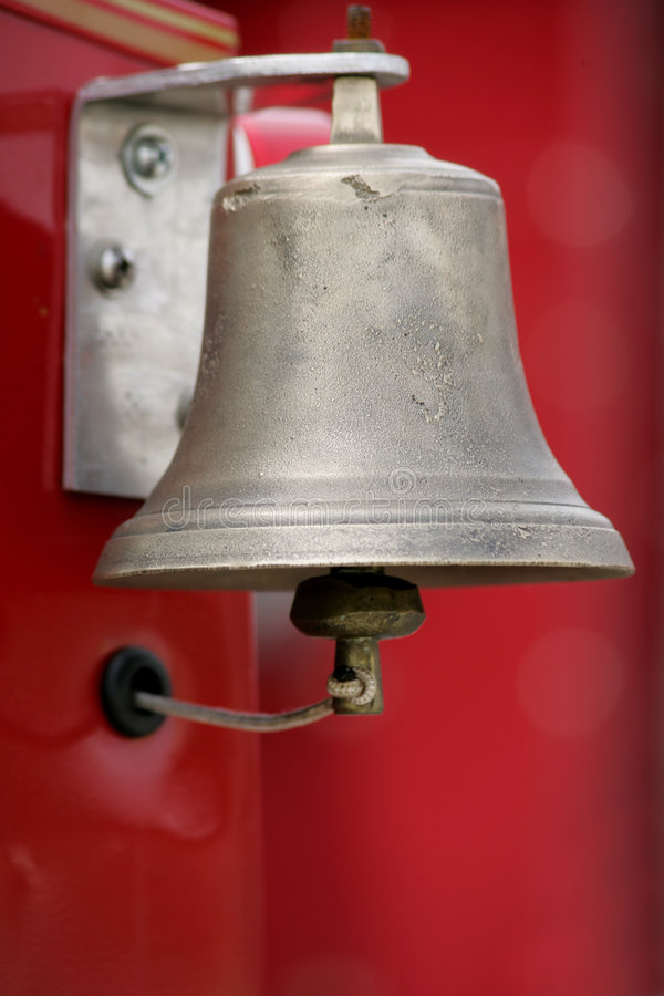 Fire Bell stock images