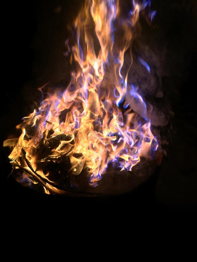 Fire royalty free stock photos