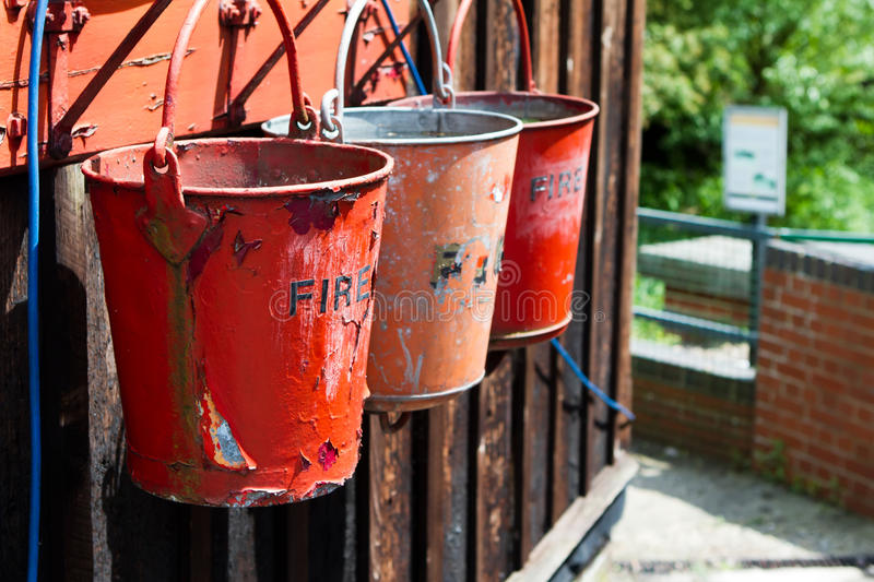 Download Fire Buckets Stock Images - Image: 25568564
