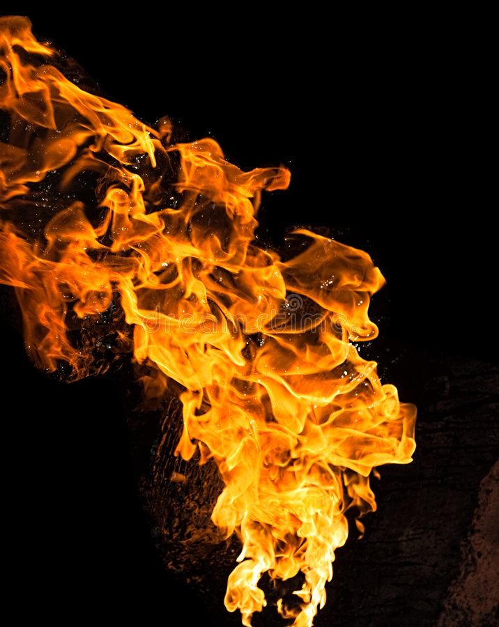 Download Fire Buring Stock Photos - Image: 8149943