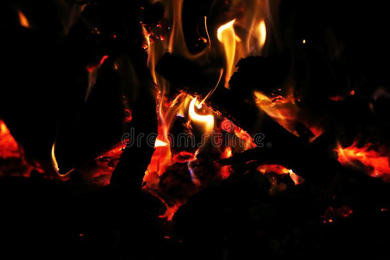 Fire royalty free stock photo