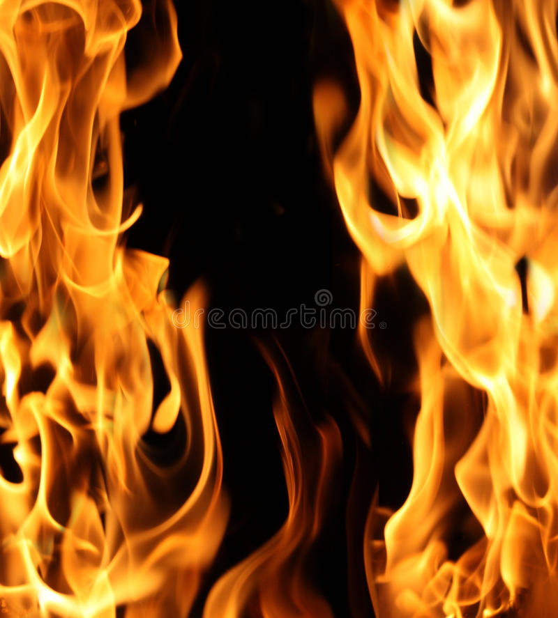 Fire com royalty free stock photo