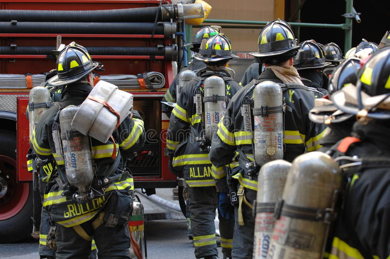 Download Fire Department NYC In Action Editorial Photo - Image: 22981616