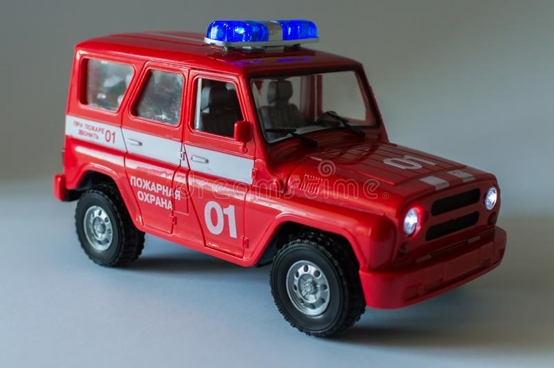 Fire Department royalty free stock image