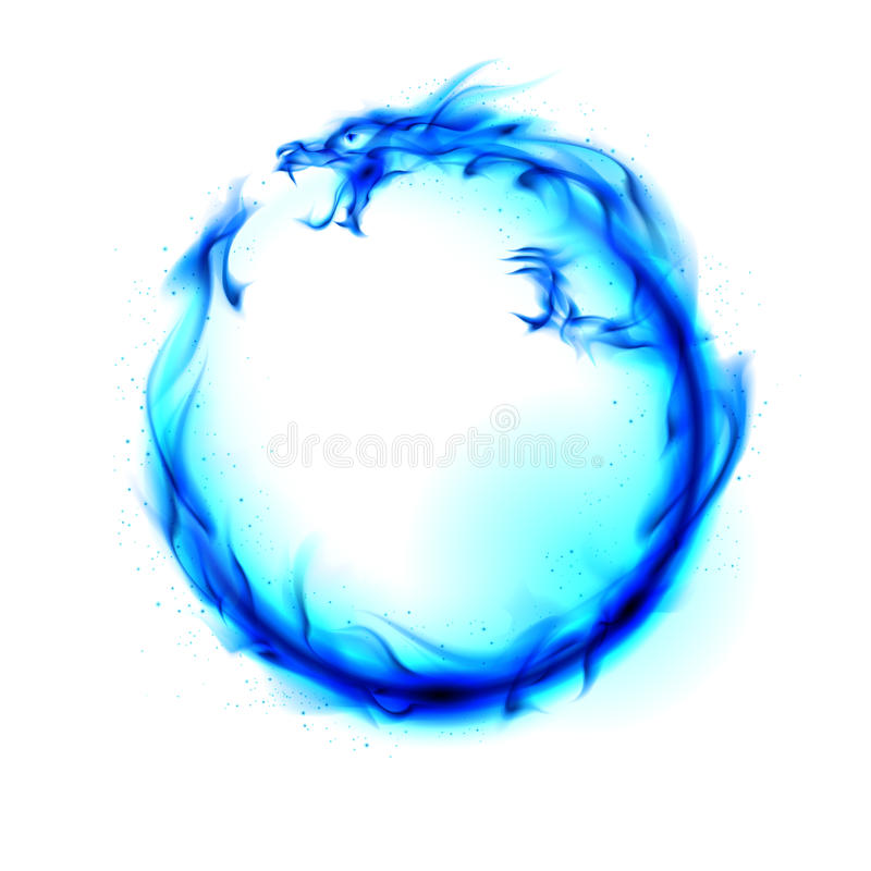 Free Fire Dragon Stock Images - 23589974