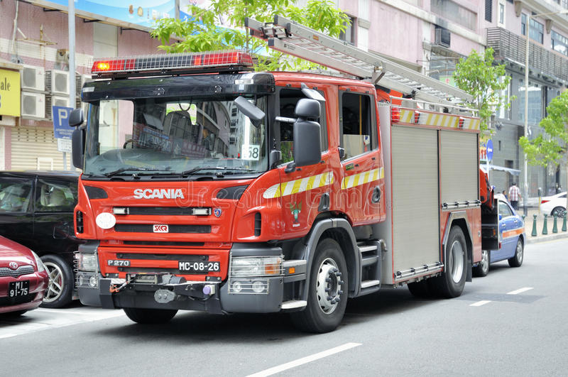 Fire Engine royalty free stock photo