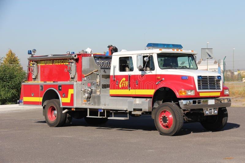 Fire engine stock image