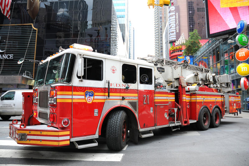 Fire engine, truck stock photo