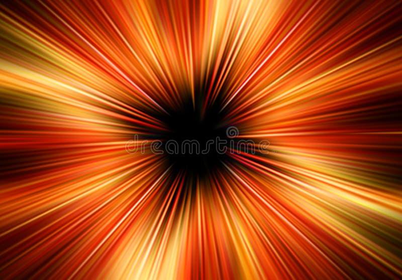 Explosion fire texture stock illustration  Illustration of
