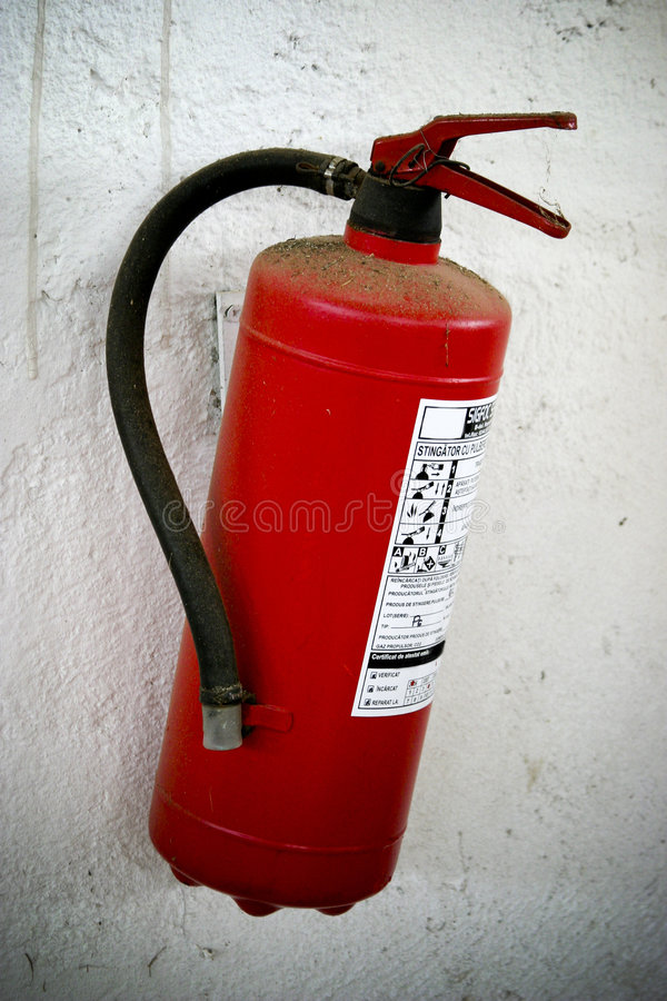 Download Fire extinguisher stock photo. Image of prevent, blow - 2835004