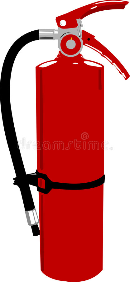 fire extinguisher vector clipart stock vector illustration of rh dreamstime com free fire extinguisher pictures clip art fire extinguisher clipart
