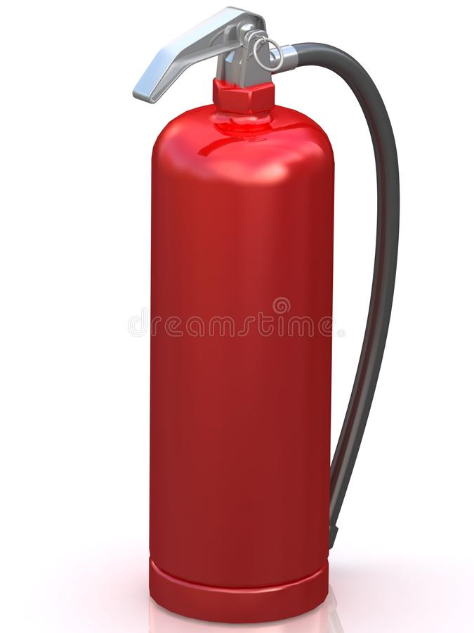Download Fire extinguishers stock illustration. Image of firefighter - 26580739