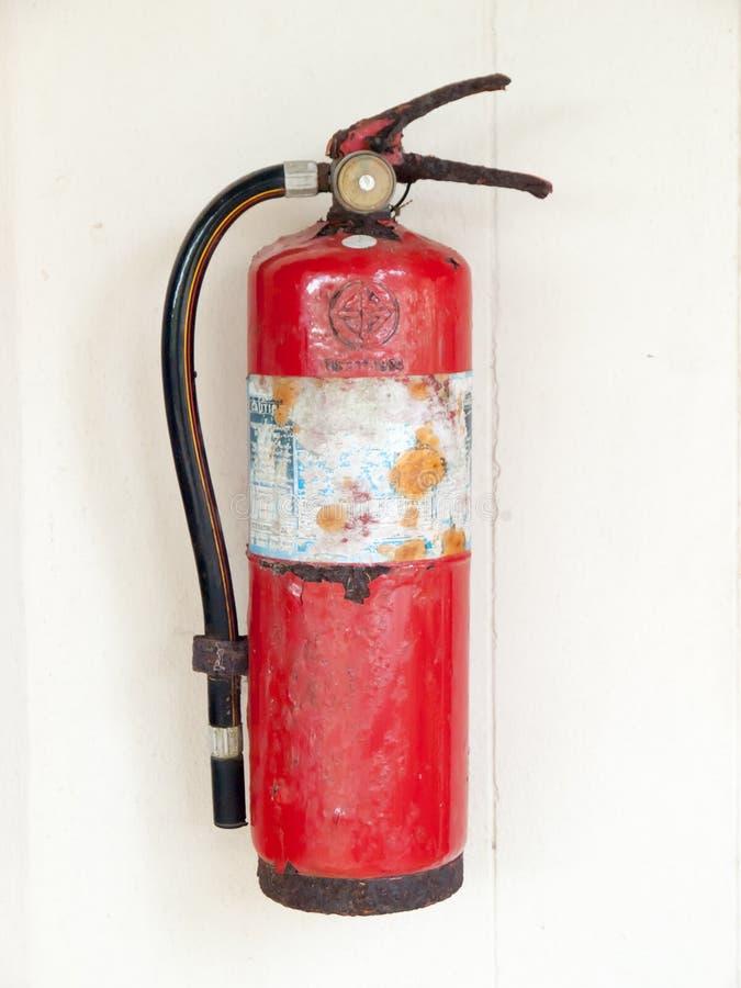 Fire extinguishers expired