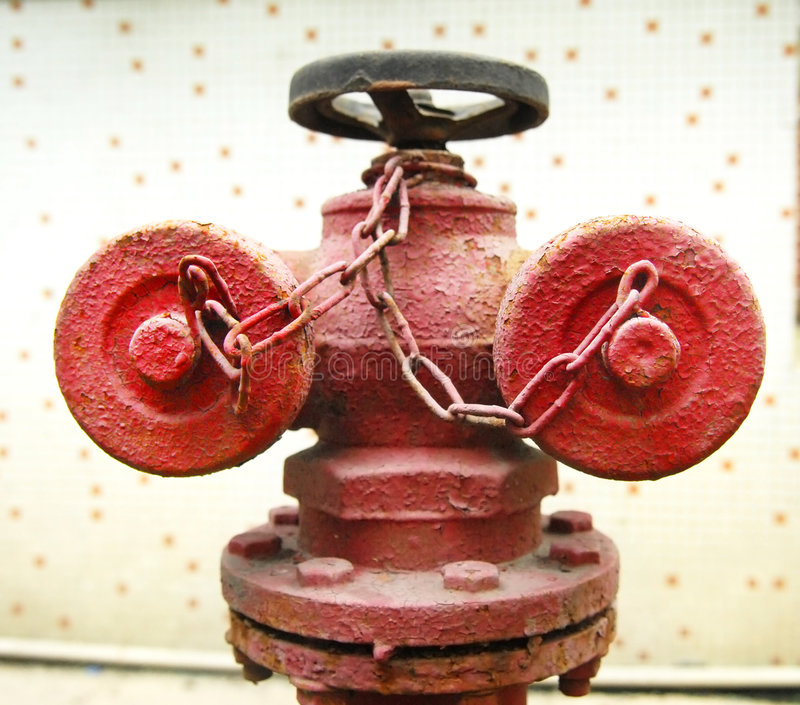 Fire faucet stock image. Image of firehydrant, gage, connect - 7300043
