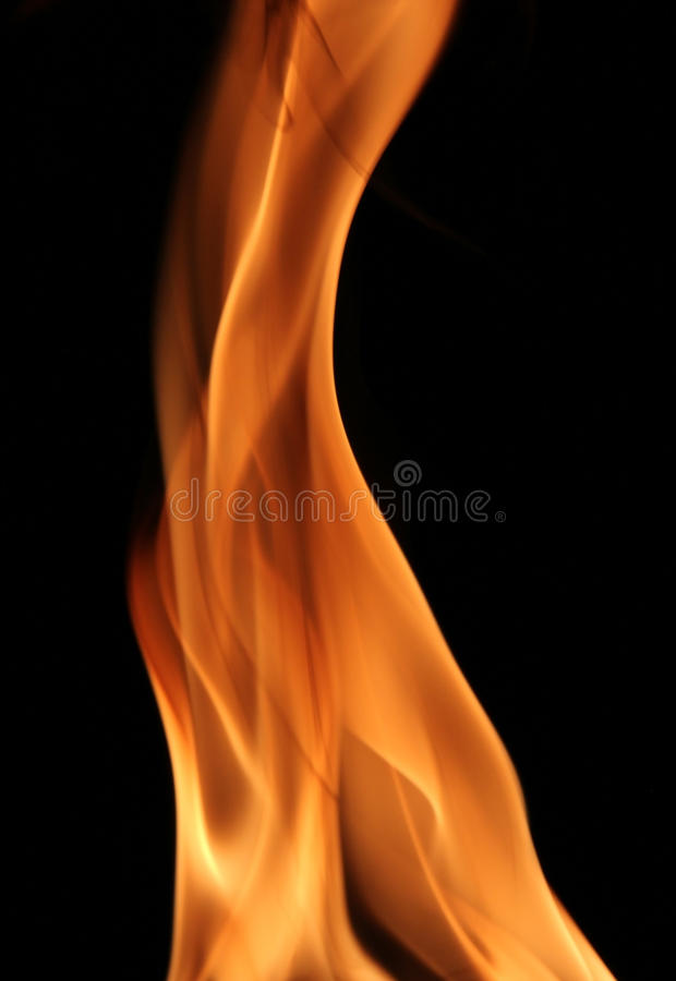 Download Fire flame stock image. Image of barbecue, furnace, blank - 20517691