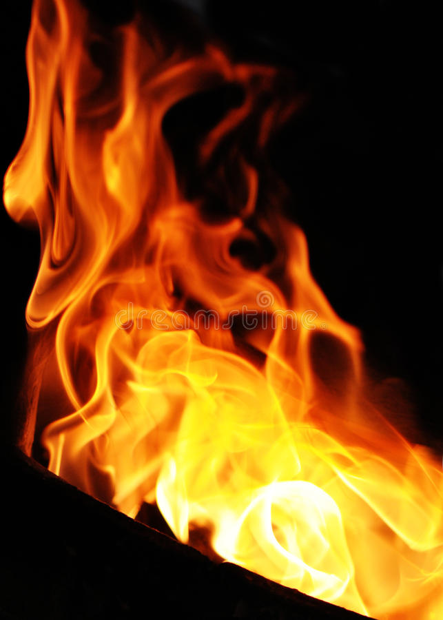 Free Fire Flame Royalty Free Stock Photography - 24052757
