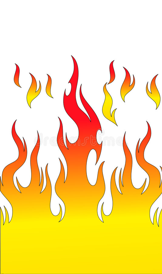 Free Fire Flame Stock Photo - 7220770