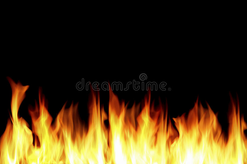 Fire and flame for design. It is fire and flame for design royalty free stock images