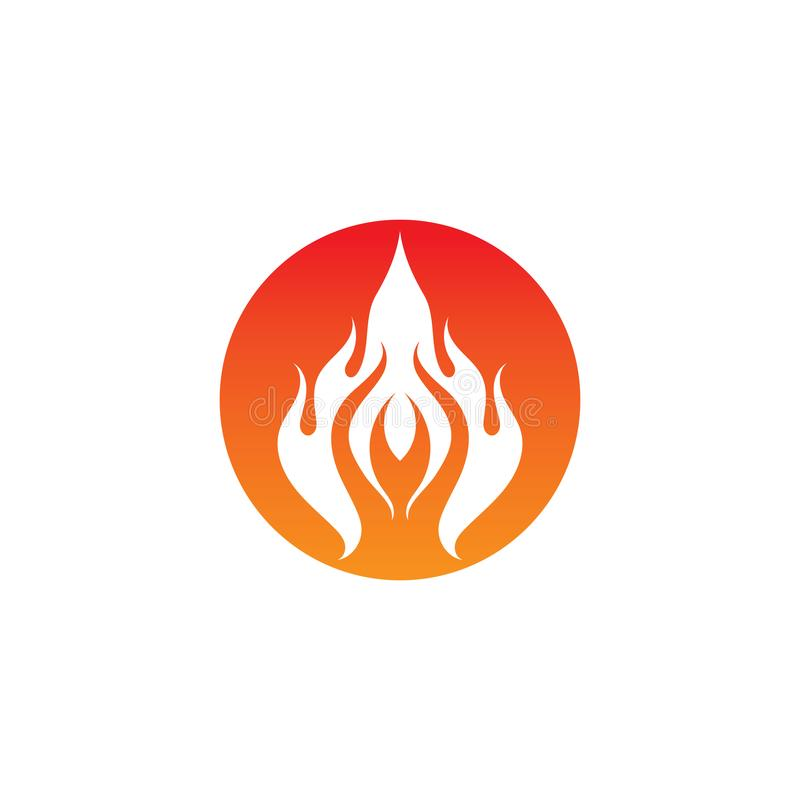 Fire flame logo and symbol. 06072019Fire flame logo and symbol. Fire flame vector illustration design template, flames, car, hot, tribal, art, red, isolated vector illustration