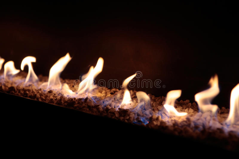 Download Fire and flames stock image. Image of orange, image, horizontal - 23771359