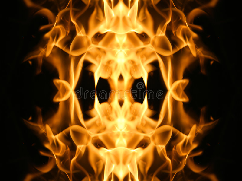Fire flames background. Beautiful fire flames background texture royalty free stock photo