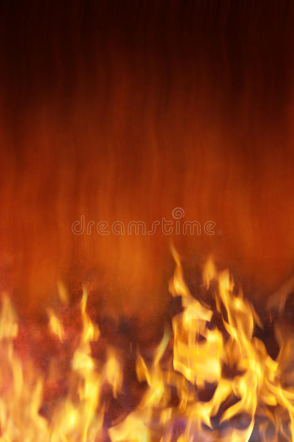 Free Fire Flames Heat Background Stock Photos - 19370593
