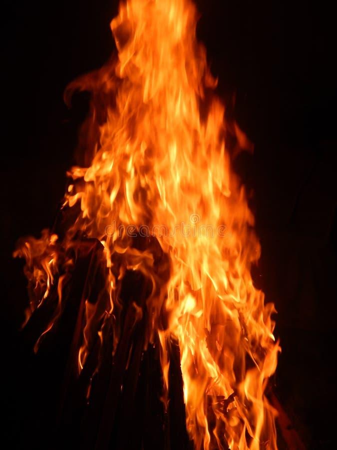 Fire Fury stock photo