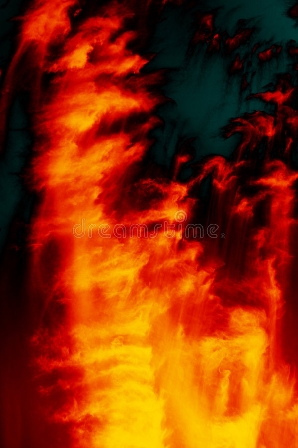 Download Fire hell stock illustration. Image of light, ideas, chaos - 7806272